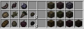 More Charcoal mod for Minecraft (14)