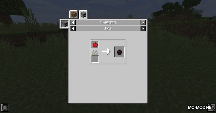 More Charcoal mod for Minecraft (3)