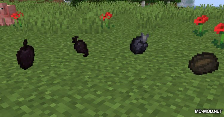More Charcoal mod for Minecraft (5)