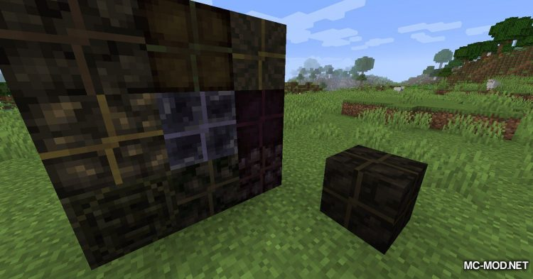 More Charcoal mod for Minecraft (7)