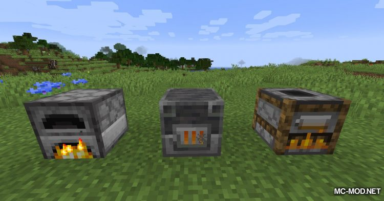More Charcoal mod for Minecraft (9)