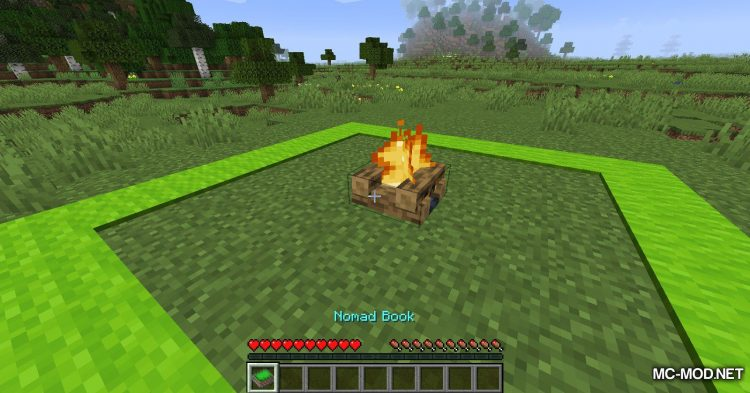 Nomad Books mod for Minecraft (3)