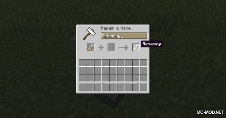 Strong And Fair Anvils mod for Minecraft (11)