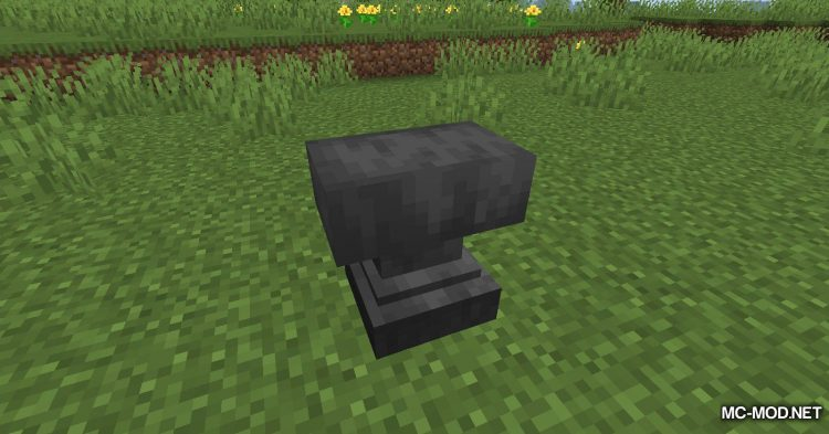 Strong And Fair Anvils mod for Minecraft (2)