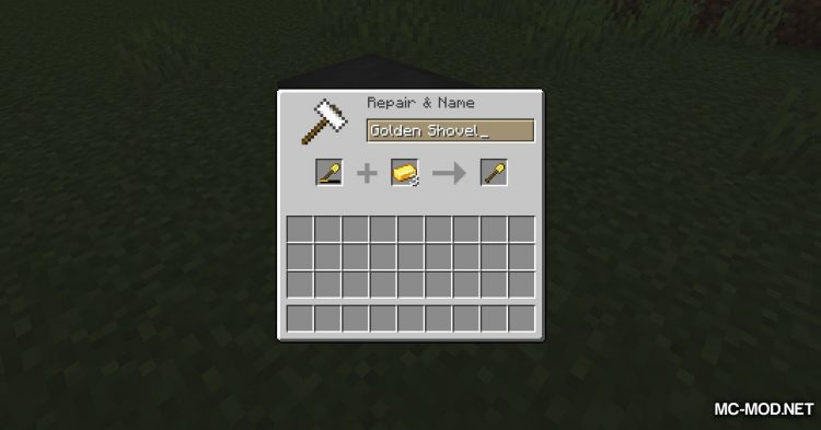 Strong And Fair Anvils mod for Minecraft (4)