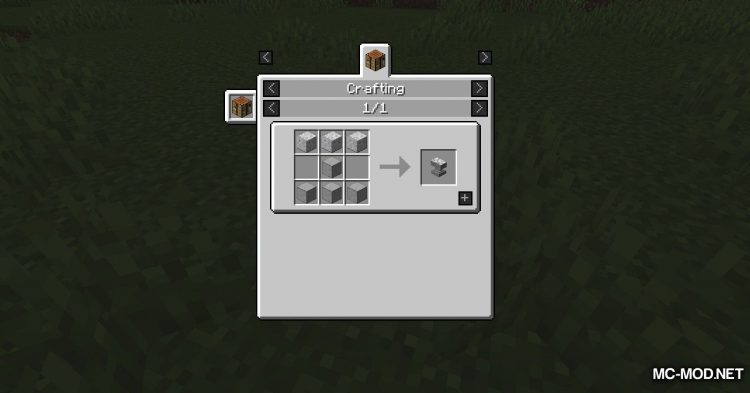 Strong And Fair Anvils mod for Minecraft (6)