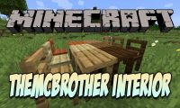 TheMCBrothers Interior Mod mod for Minecraft logo