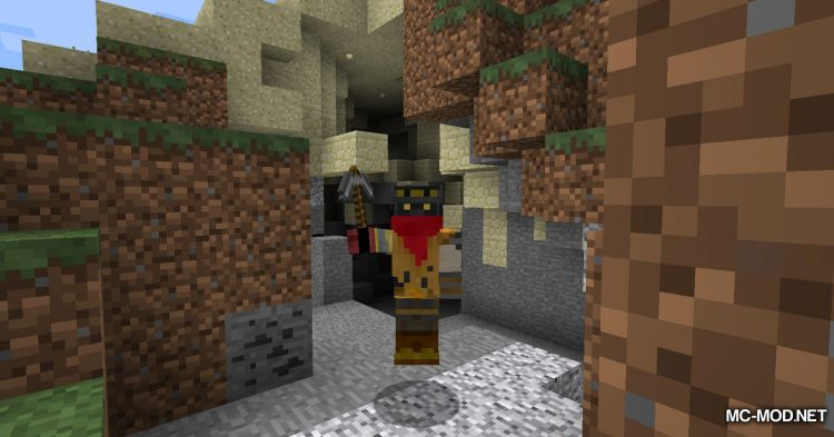 Unclunkify mod for Minecraft (1)