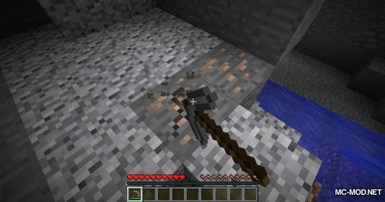 Unclunkify mod for Minecraft (3)