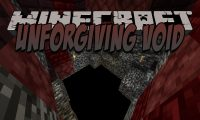 Unforgiving Void mod for Minecraft logo