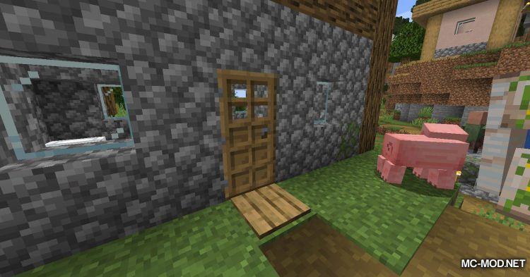 Wool Pressure Plates mod for Minecraft (3)