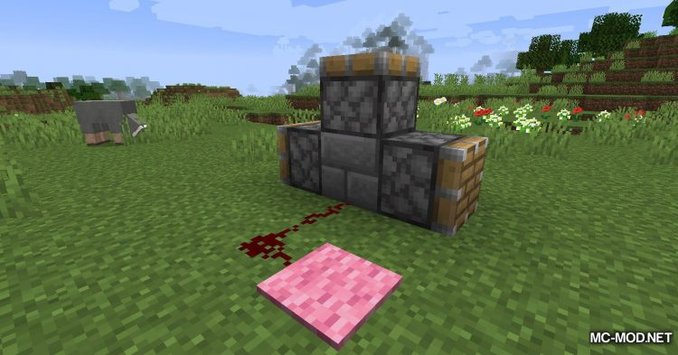 Wool Pressure Plates mod for Minecraft (7)