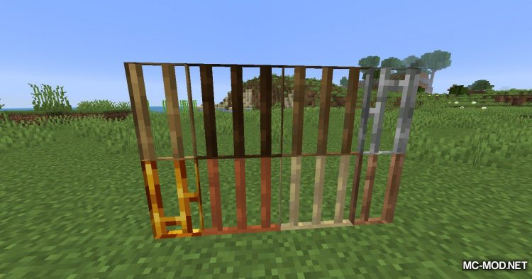 Additional Bars mod for Minecraft (12)