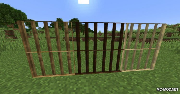 Additional Bars mod for Minecraft (4)