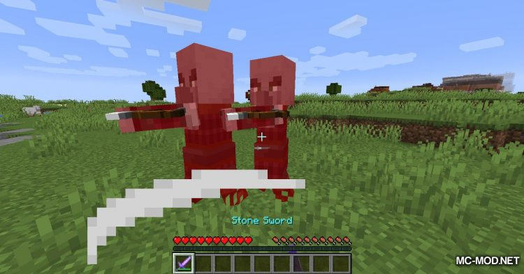Attack Speed Enchantment mod for Minecraft (5)