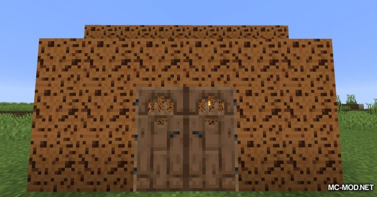 Cookie Block mod for Minecraft (10)