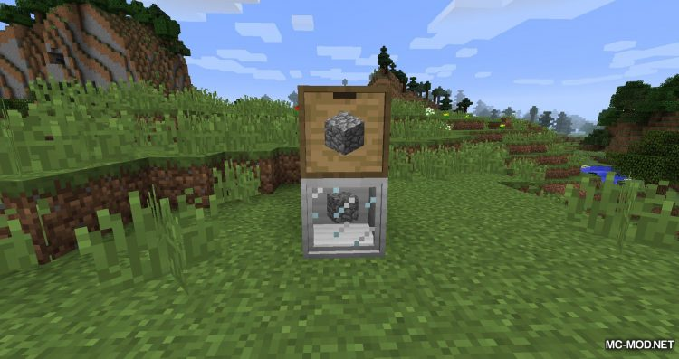Extreme Cobble Generator mod for Minecraft (12)