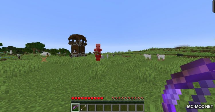 Infinity Works With All Arrows mod for Minecraft (3)