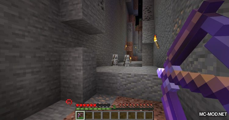 Infinity Works With All Arrows mod for Minecraft (5)