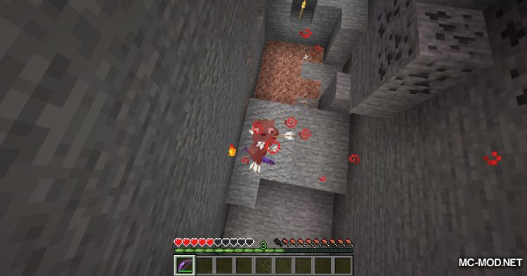Infinity Works With All Arrows mod for Minecraft (9)