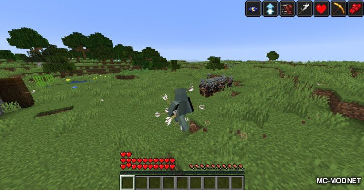 Lots Of Drugs mod for Minecraft (14)