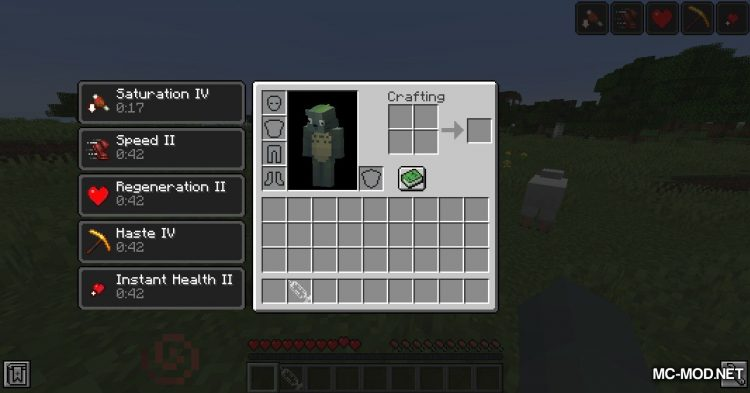 Lots Of Drugs mod for Minecraft (5)