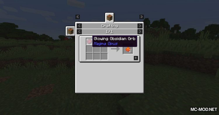 Magma Opus mod for Minecraft (15)
