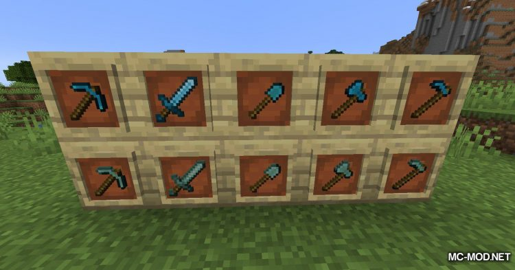 Misc Additions mod for Minecraft (15)