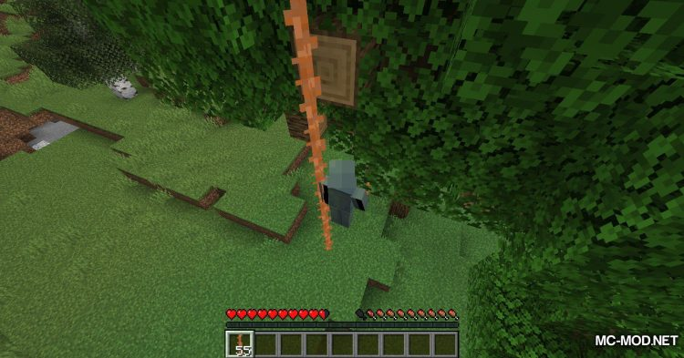 Ropes Mod mod for Minecraft (9)