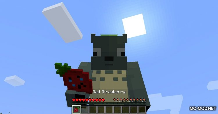 Simply Strawberries mod for Minecraft (11)