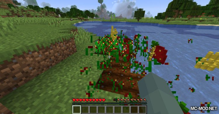Simply Strawberries mod for Minecraft (8)