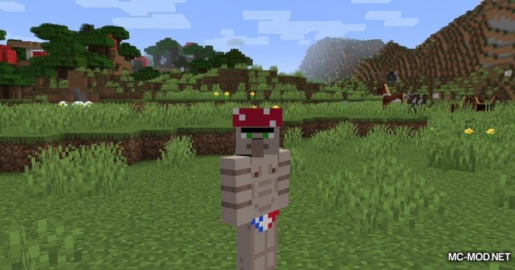 Skin Swapper mod for Minecraft (9)