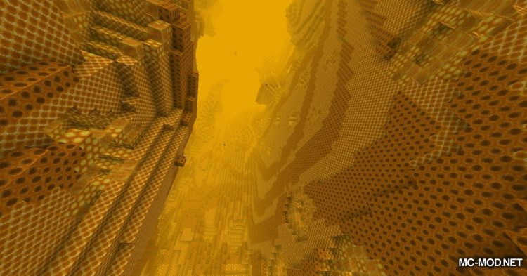 The Bumblezone mod for Minecraft (6)