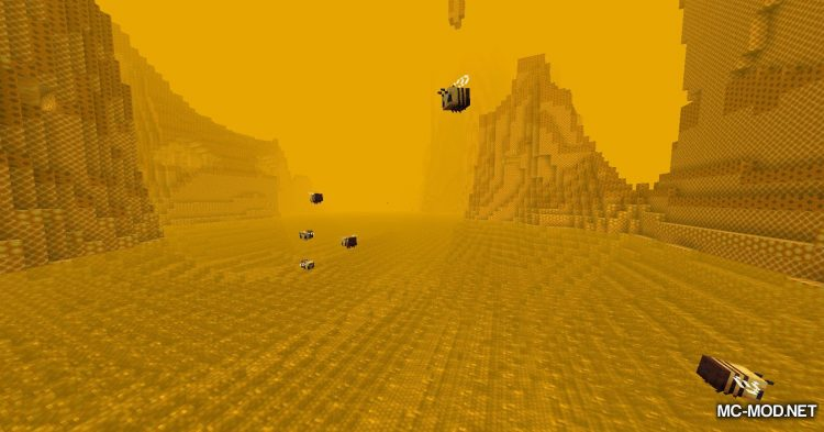 The Bumblezone mod for Minecraft (9)
