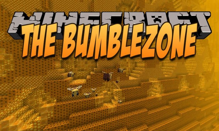 The Bumblezone mod for Minecraft logo
