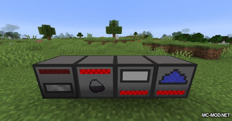 Useful Machinery mod for Minecraft (11)
