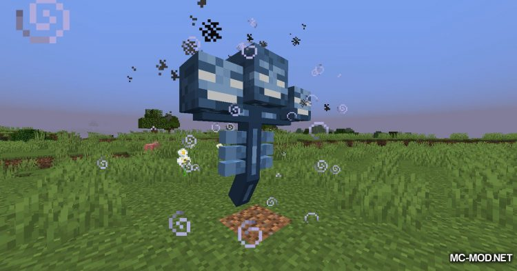 Always a Wither Skull mod for Minecraft (10)