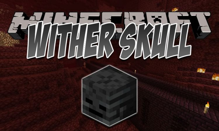 Always a Wither Skull mod for Minecraft logo
