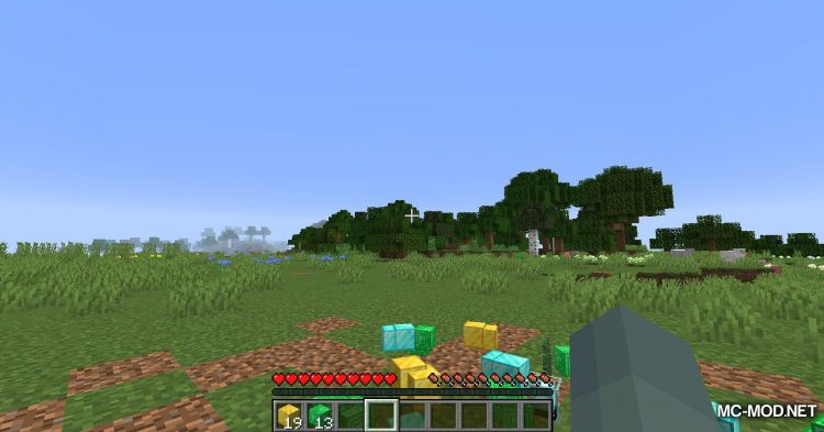 Better Beacon Placement mod for Minecraft (10)