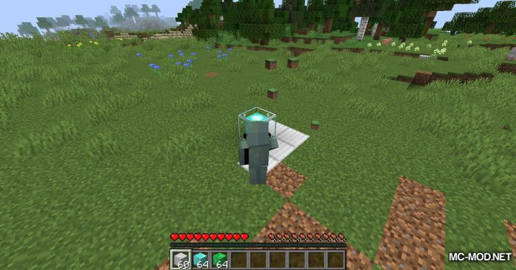 Better Beacon Placement mod for Minecraft (12)