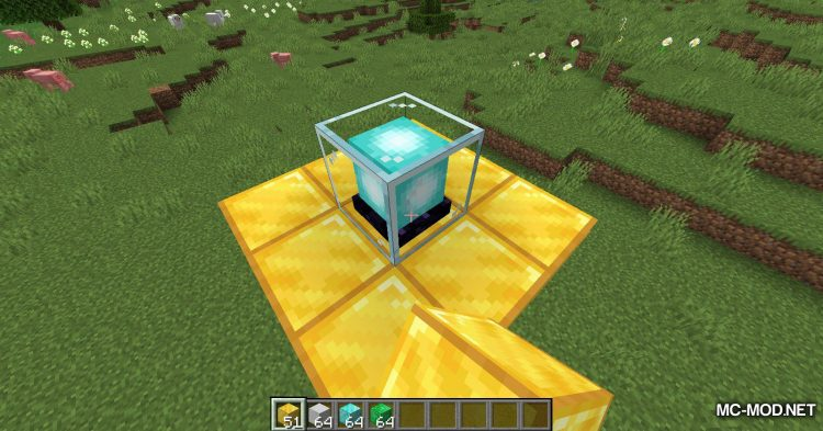 Better Beacon Placement mod for Minecraft (5)