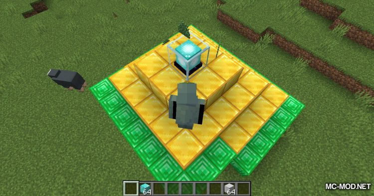 Better Beacon Placement mod for Minecraft (7)