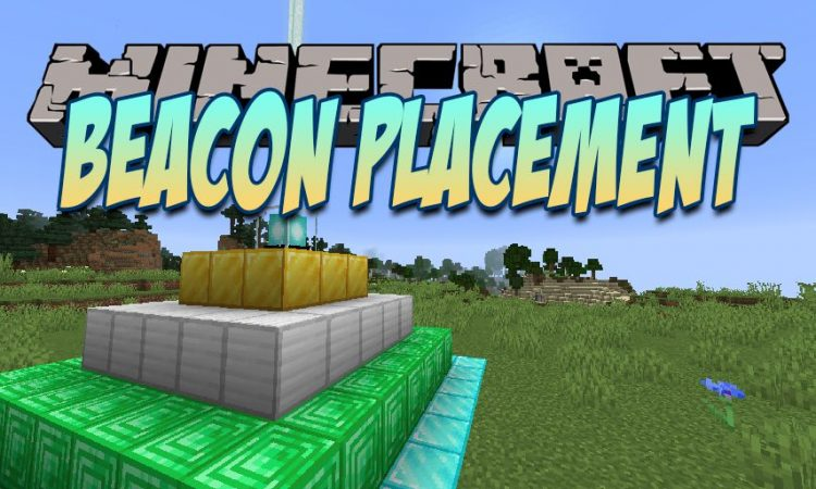 Better Beacon Placement mod for Minecraft logo