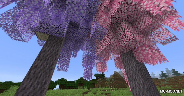 Bloomful mod for Minecraft (8)