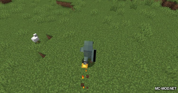 BootZ mod for Minecraft (9)