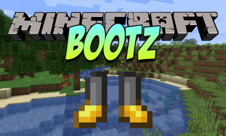 BootZ mod for Minecraft logo