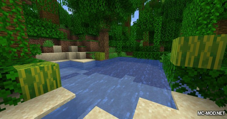 Carved Melon mod for Minecraft (2)