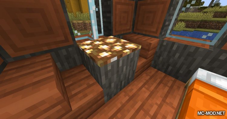 Chunk In A Globe mod for Minecraft (1)