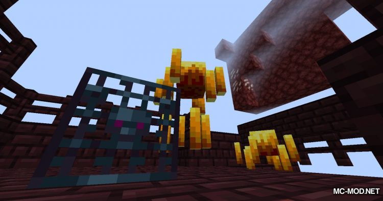 Chunk In A Globe mod for Minecraft (10)