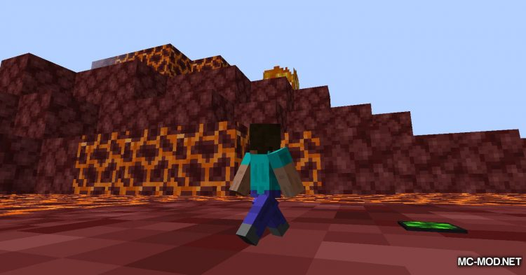 Chunk In A Globe mod for Minecraft (11)